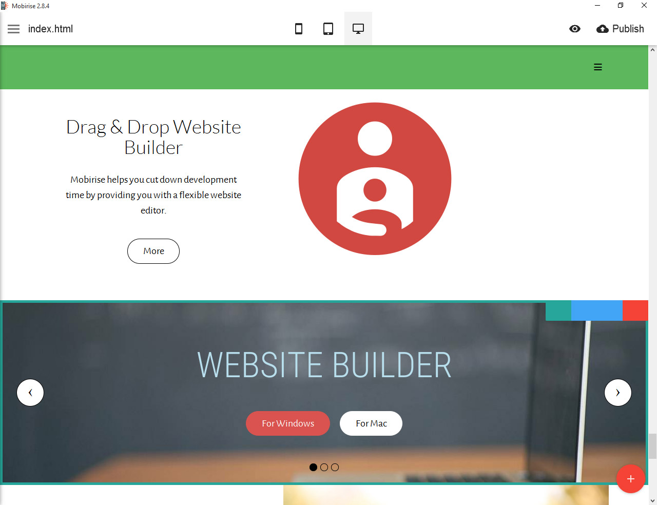 free best website builders reviews