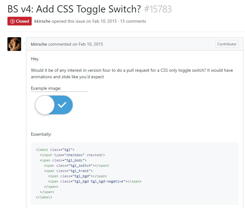 Ways to  bring in CSS toggle switch?
