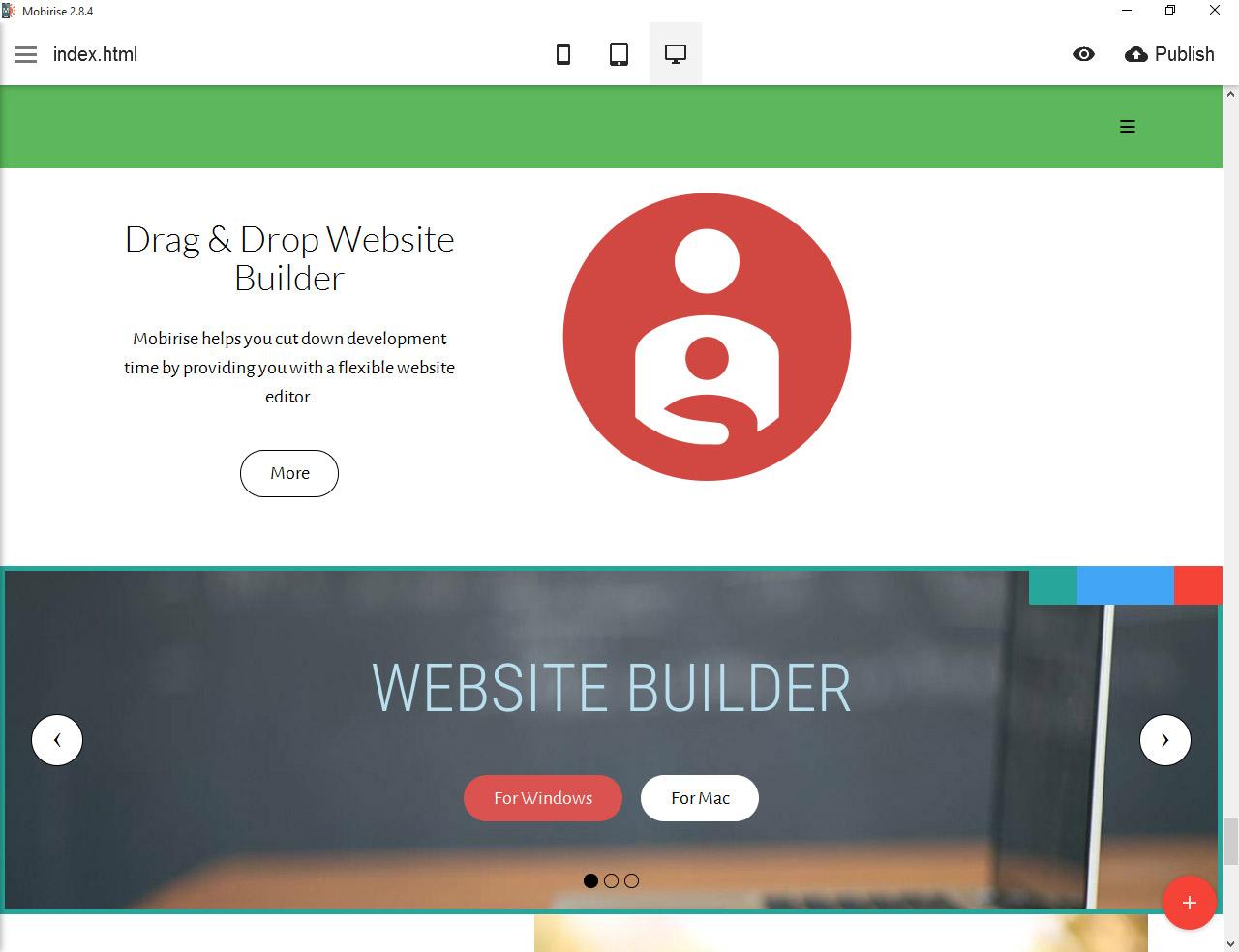 free best website builders reviews