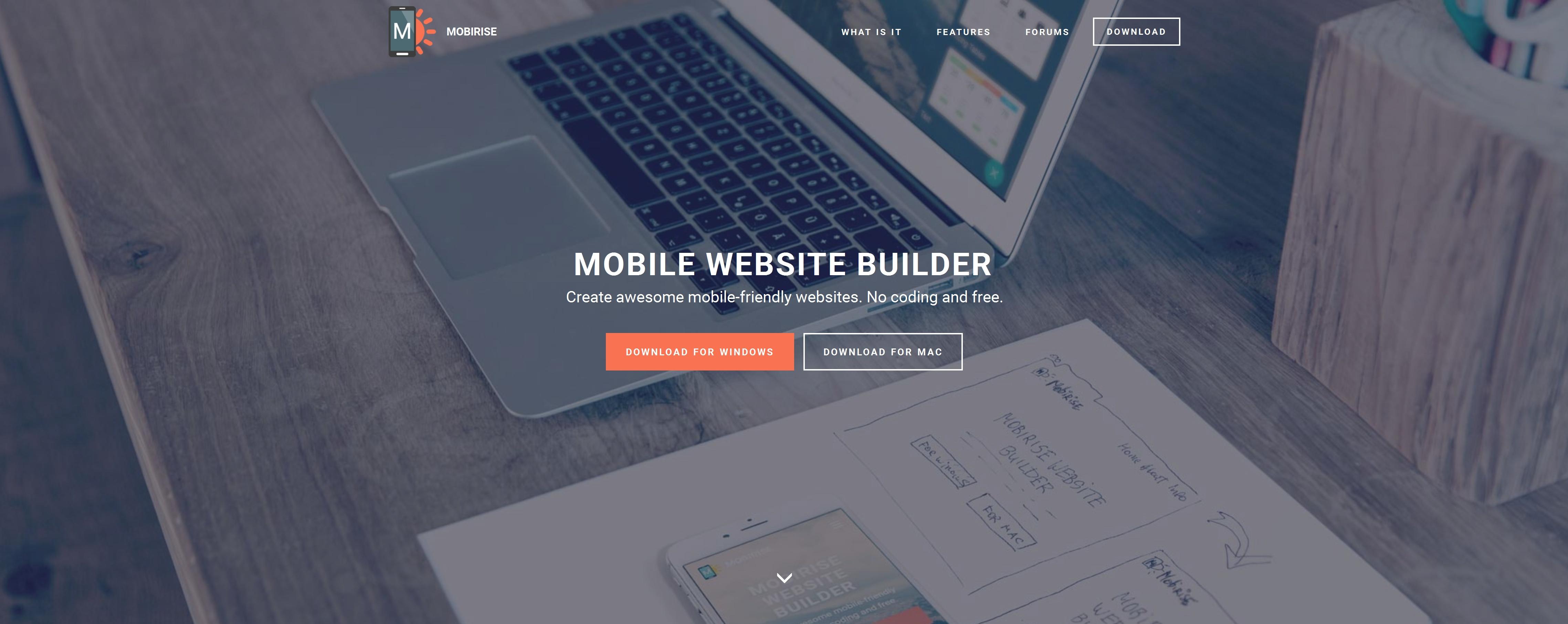 WYSIWYG Mobile Website Maker Review