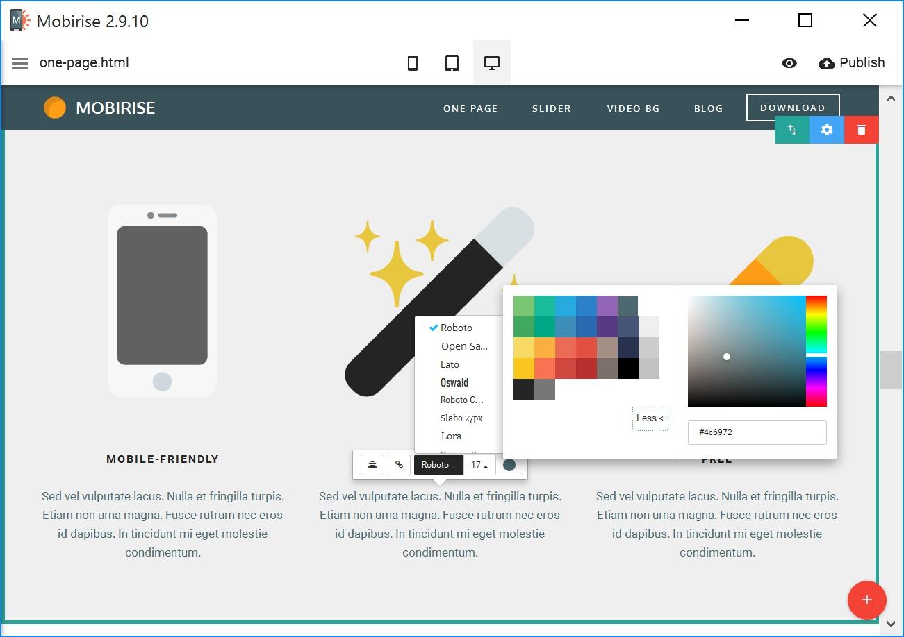 Offline Mobile Website Builder Review