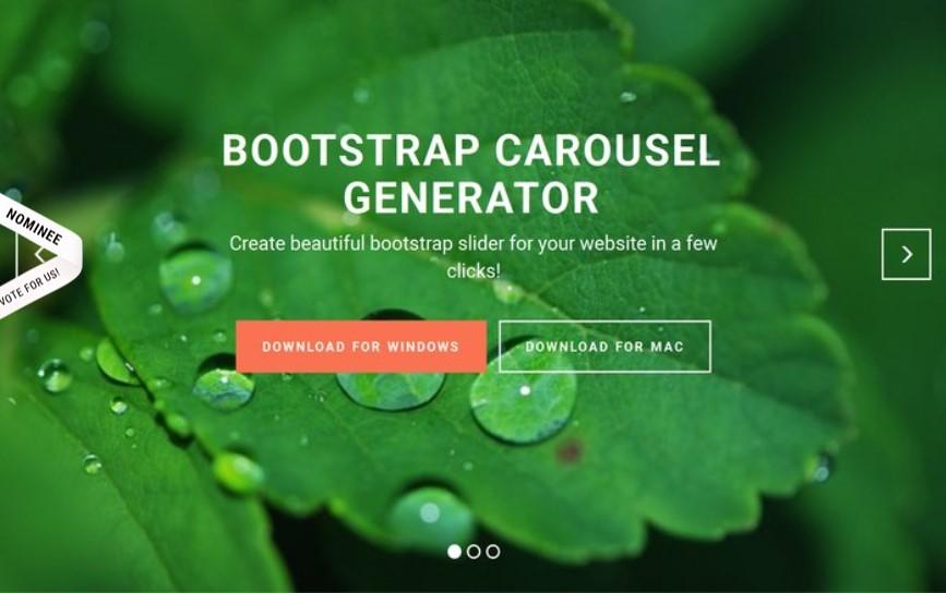 Responsive Carousel Bootstrap