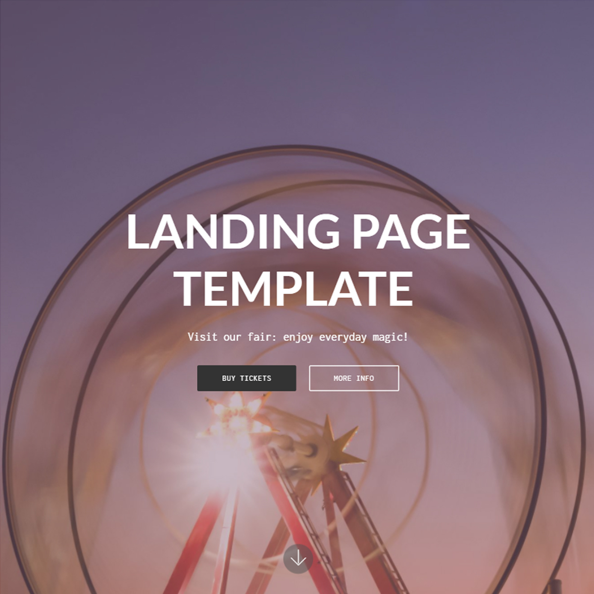 Free Bootstrap Landing Page Themes