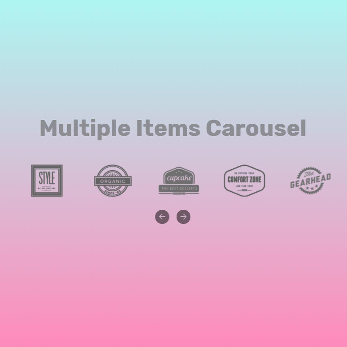 Free Bootstrap Illustration Carousel