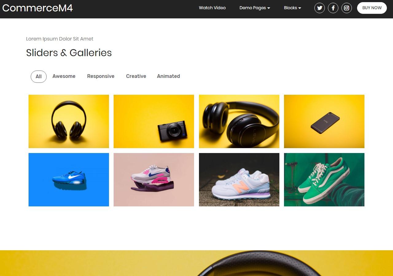 AMP Website