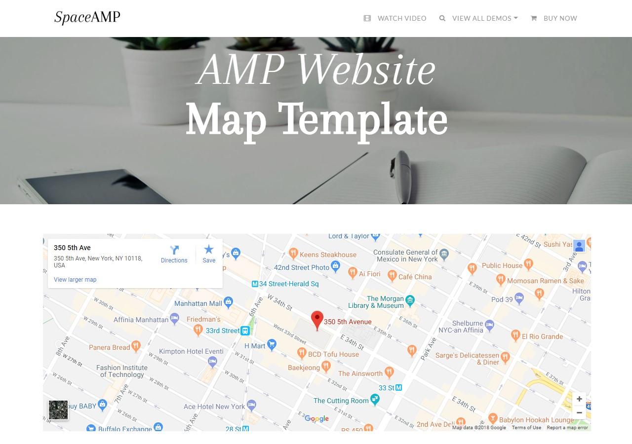 Demo AMP